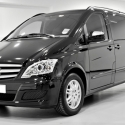 Mercedes Viano 7 + 1 seater luxus