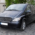 Mercedes Vito, Viano 4 - 6 +1 person luxus bus
