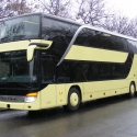 Setra 83+1 seater (double-decker)